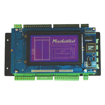 Features:1) High reliability micro-controller: Micolift 30032) CPU...