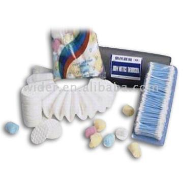 Absorbent Cotton (Serial Products)