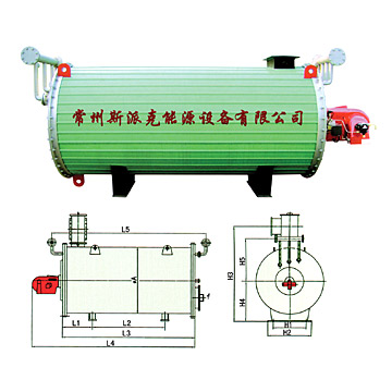 Thermal Oil Furnace for Ships
