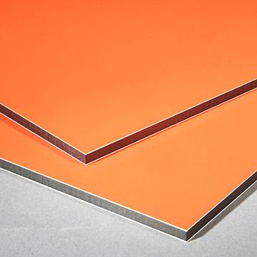 Polyester Series Aluminum Composite Panels (Полиэстера серии алюминиевых композитных панелей)