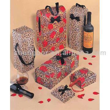 Paper Wine Boxes (Бумага Вино коробки)