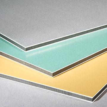 PVDF Aluminum Composite Panels (PVDF алюминиевых композитных панелей)
