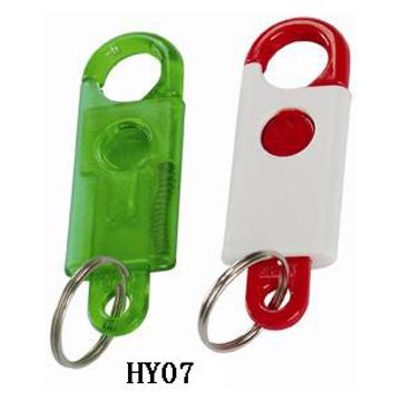 Spring-Hold Key Chain (Spring-Hold Key Chain)