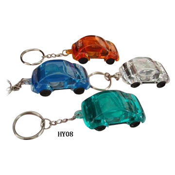 Mini Car LED Key Chain (Mini Car LED Key Chain)