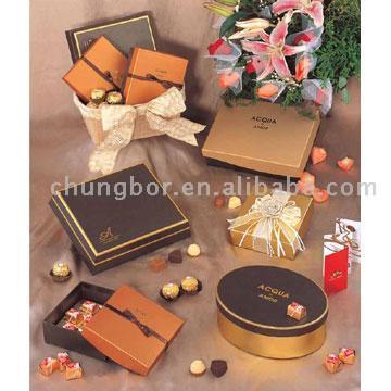 Chocolate Boxes (Шоколад коробки)