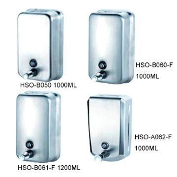 Stainless Steel Soap Dispensers (Нержавеющая сталь мыла)