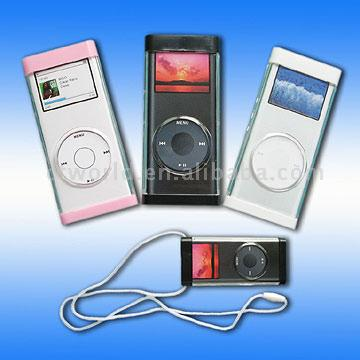 Crystal Cases for iPod nano II (Crystal Шкафы для Ipod Nano II)