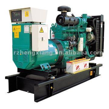 Cummins Diesel Generator Set (Cummins Diesel Generator Set)
