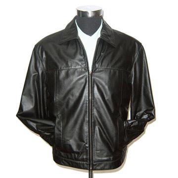 Купить Мужская Кожа Короткие Куртки в интернет-магазине.
