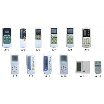Remote Controls for Air Conditioners (Пульты ДУ для кондиционеров)
