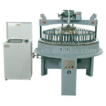 DT-64 Automatic Seamless Jacquard Knitting Machine (ДТ-64 Автоматическая бесшовные жаккард трикотажная машина)