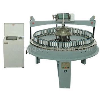 DT-96 Automatic Seamless Jacquard Knitting Machine (ДТ-96 Автоматическая бесшовные жаккард трикотажная машина)