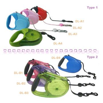 Retractable Dog Leash (Выдвижной собачьего поводка)