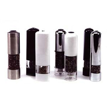 Cordless Electric Pepper Mill, Salt Mill And Manual Mills ( Cordless Electric Pepper Mill, Salt Mill And Manual Mills)