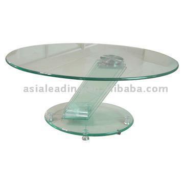 Glass Coffee/Tea Table (Стекло кофе / чаем)