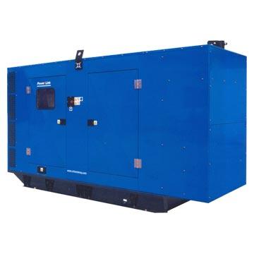 Soundproof Generator Set (Звукоизоляции-генераторная установка)