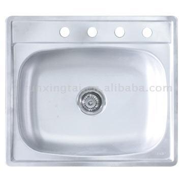 Stainless Steel Sink (Нержавеющая сталь Sink)