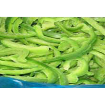 Frozen Green Chilli Silk