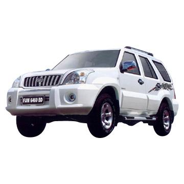 SUV (6460P6E-BD)