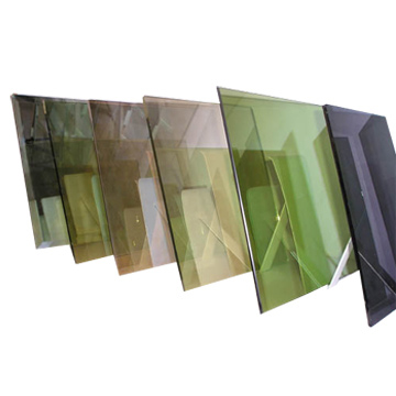 On-Line Coated Glass