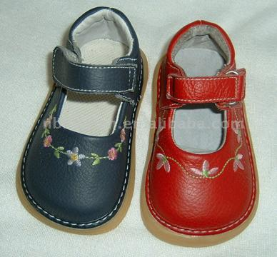 Baby Squeaky Shoes (Baby Squeaky обувь)
