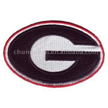 3D Embroidery Badges and Patches ( 3D Embroidery Badges and Patches)
