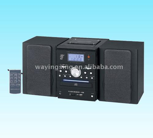 DVD/MP3/USB System (Система DVD/MP3/USB)