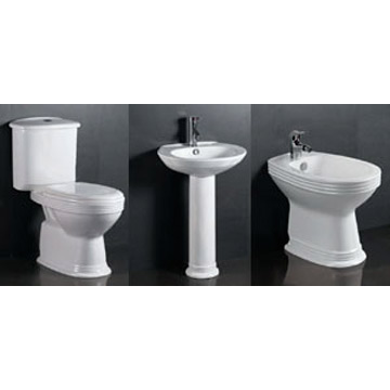 Bathroom Sanitaryware (Ванны сантехника)