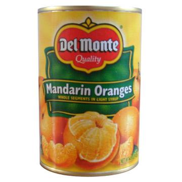 Mandarin Oranges (Мандаринов)