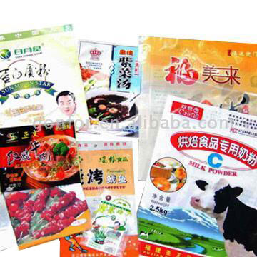 Food Packaging (Пищевая упаковка)