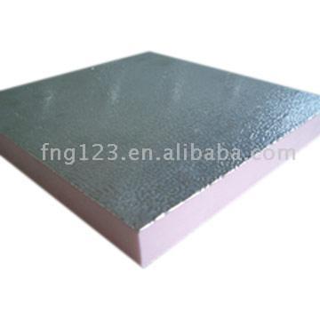 Empaistic Aluminum Foil XPS Foam Board