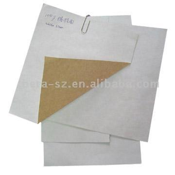 White Liner Paper (Белый Линейное бумаги)