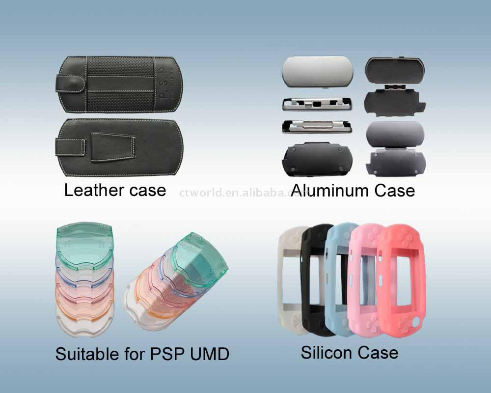 Aluminum Cases Compatible with PSP (Случаев алюминий Совместимость с PSP)