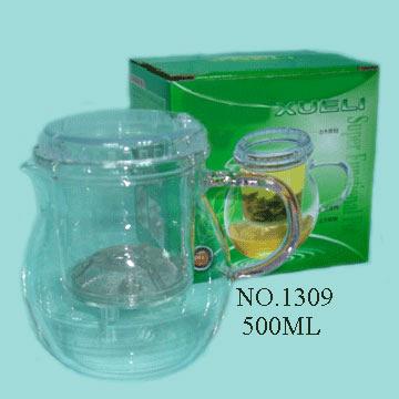 Glass Teapot (Стекло Чайник)