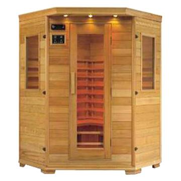 Far Infrared Sauna Room(corner) (Дальний Инфракрасные Сауны (угол))