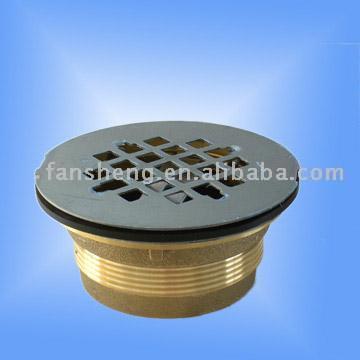 Fiberglass Shower Base Drain with UPC Approval (Стеклопакетами душ базы Канализация с СКП Утверждение)