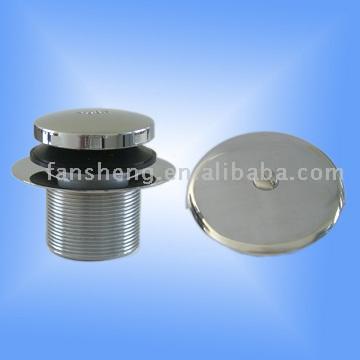 Bathwaste Strainer and Faceplate (FS-06846) (Bathwaste сито и переднюю панель (FS-06846))