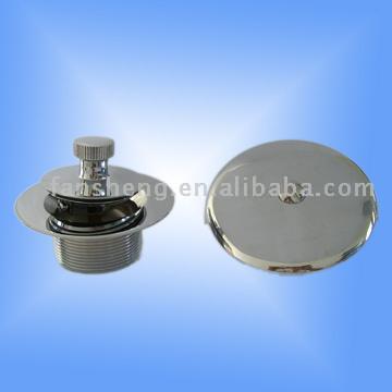 Bath Waste Strainer & Faceplate (FS-06844) (Ванная отходов Ситечко & переднюю панель (FS-06844))
