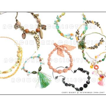 Fashion Jewelry - Neklace (Modeschmuck - Neklace)