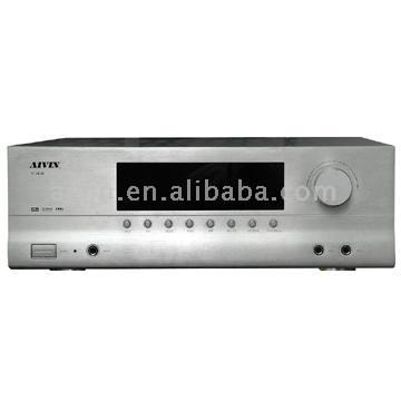 5.1 Channel Ports Surround Sound Amplifier (5.1-канальный объемный портов усилитель звука)