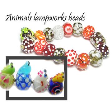 Lampwork Beads (Glasperlen)