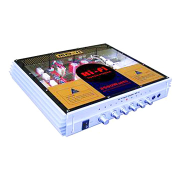 Digital Audio Karaoke Amplifier (Digital-Audio-Verstärker Karaoke)