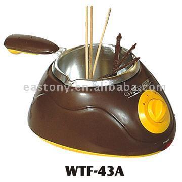 Electric Chocolate Melting Pot