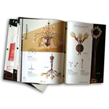 Books, Magazine, Catalog Design
