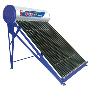 Solar Water Heater (Luxury)