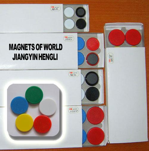 Artwork Box Magnet