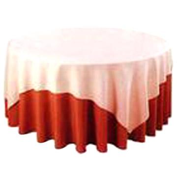 Table Linen for Hotel (Столовое белье для гостиниц).