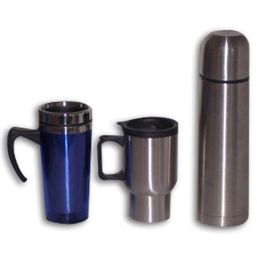 Auto Mug & Flask (Кружка Auto & колба)
