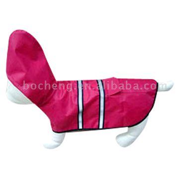Pet Raincoat (Pet Плащ)