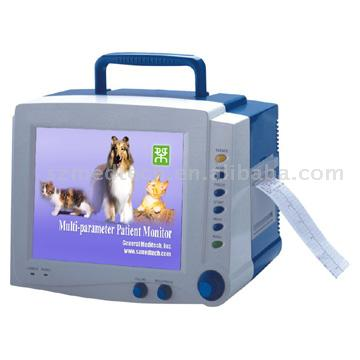 Veterinary Patient Monitor (Veterinär-Patienten Monitor)
